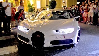 Download $6Million in BUGATTI CHIRONS came out at midnight in Monaco! Video