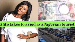 Download Nigeria tourist: 5 mistakes to avoid when you visit Nigeria 2018 Video