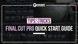Download Final Cut Pro Quick Start Guide   Film Tips & Tricks Video