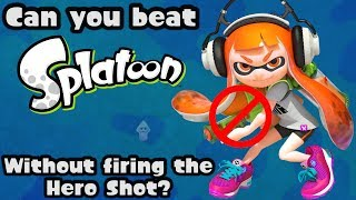 Download VG Myths - Can You Beat Splatoon Without Firing the Hero Shot? Video