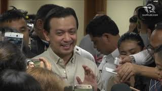 Download Trillanes on Makati RTC Branch 148 decision to junk arrest warrant Video