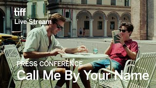 Download CALL ME BY YOUR NAME Press Conference | Festival 2017 Video