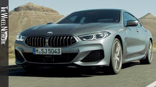 Download The new BMW 8 Series Gran Coupe | Driving, Interior, Exterior Video