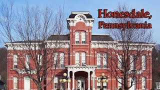 Download Top 10 reasons Honesdale, Pennsylvania is the BEST small town in America. Video