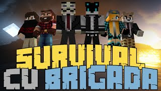 Download [Minecraft] Survival cu brigada | Episodul 25 | Ne jucam HIDE&SEEK | Minecraft Romania Video