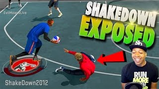 Download SHAKEDOWN Trash Talks Then Gets EXPOSED! - NBA 2K17 MyPark Video
