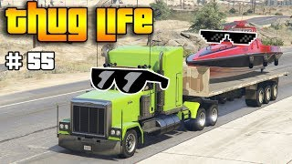 Download GTA 5 ONLINE : THUG LIFE AND FUNNY MOMENTS (WINS, STUNTS AND FAILS #55) Video