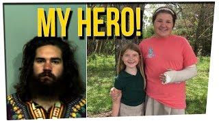 Download 12-Yr-Old Girl Stops CarJacker and Saves Little Sister! ft. Steve Greene & Nikki Limo Video