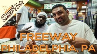 Download Breaking fast with rappers Freeway & Jakk Frost in Philadelphia! Video