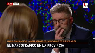 Download LNE | LUIS NOVARESIO ENTREVISTA - MARÍA EUGENIA VIDAL Video