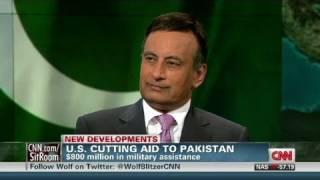 Download CNN: U.S. cutting aid to Pakistan Video