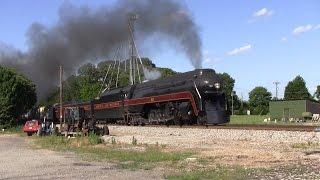 Download Norfolk & Western 611 - Steam Revenue Freight Video