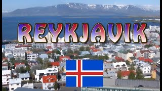 Download Explore Iceland: Streets of Reykjavik Video
