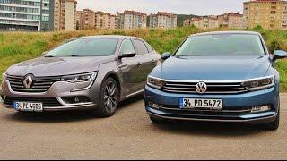 Download Renault Talisman vs VW Passat - Karşılaştırma Video