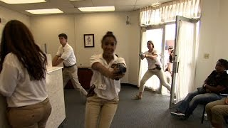 Download How teenagers are learning to become FBI agents Video