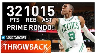 Download Throwback: Rajon Rondo Triple-Double Highlights vs Bulls (2012.02.12) - 32 Pts, 15 Ast, 10 Reb! Video