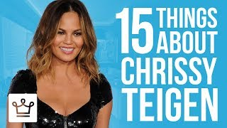 Download 15 Things You Didn't Know About Chrissy Teigen Video