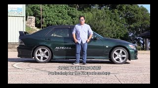 Download 【PowerPlay HK】(ENG-SUB) TOYOTA Altezza RS 200 6MT (1998) ── 笑罵由人 Video