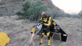 Download Jetman Flight at Grand Canyon West Video