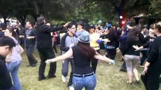 Download Persian Dance 13bedar California San Dimas Park 1 (Raghse Irani) Video