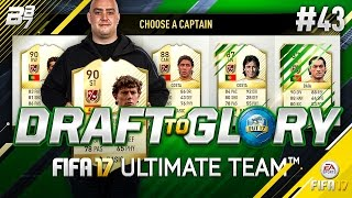 Download DRAFT TO GLORY! 3 IN A ROW?! #43 | FIFA 17 ULTIMATE TEAM Video