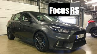 Download Magnetic 2016 Ford Focus RS - Inside Lane Video