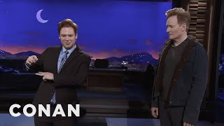 Download Conan Trains His Successor - CONAN on TBS Video