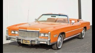 Download Why The 1975-1976 Cadillac Eldorado Convertible Is The Ultimate Convertible Video