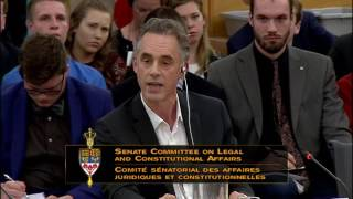 Download Senator Makes a fool of herself. Bill C-16 Video