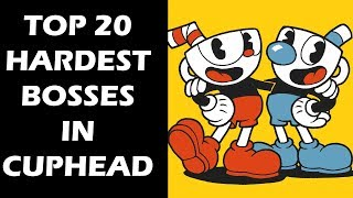 Download Top 20 Most Difficult Cuphead Bosses That Totally 'Walloped' You Video