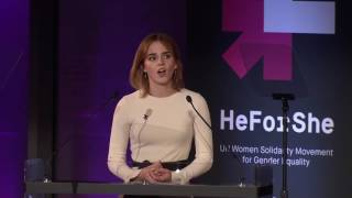 Download Emma Watson speech for HeForShe Second Year Anniversary (20/9/16) Video