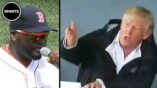Download David Ortiz REFUSES To Shake Trump's Tiny Hand Video