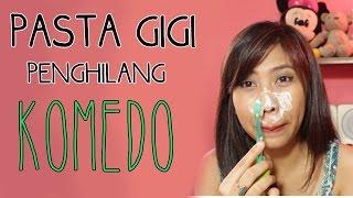 Download PASTA GIGI PENGHILANG KOMEDO ! - Venna Violita Video
