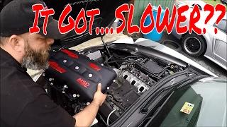 Download C7 Corvette+MSD Intake=MO POWA!!!! Video