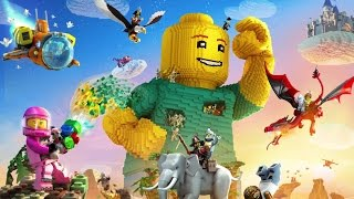 Download LEGO Worlds | Console Announcement Trailer (2017) Video