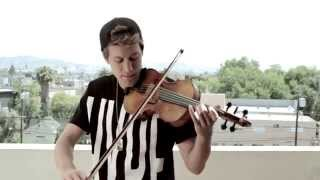 Download Clean Bandit - Rather Be (VIOLIN COVER) - Peter Lee Johnson Video