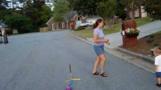Download 6 Kids and a Stomp Rocket Video