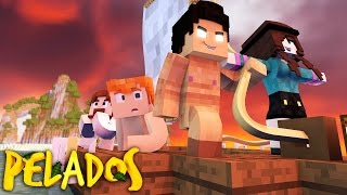 Download Minecraft: PELADOS! - #153 VAMOS EMBORA DA ILHA !!! Video