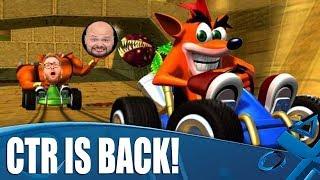 Download Nitro-Fueled Nostalgia - Original Crash Team Racing Gameplay Video
