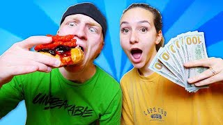 Download EAT MYSTERY DONUT OR WIN $10,000 CHALLENGE! Video