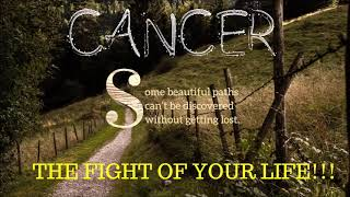 Download CANCER ″THE FIGHT OF YOUR LIFE!″ NOVEMBER 18TH 2019 TAROT READING Video