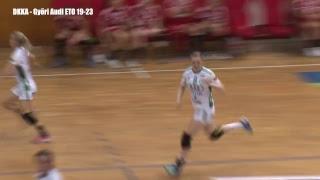 Download DKKA- Győri Audi ETO KC (K&H Női Kézilabda Liga) Video