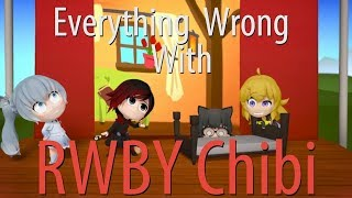 Download Everything Wrong With RWBY Chibi In 16 Minutes Or Less Video