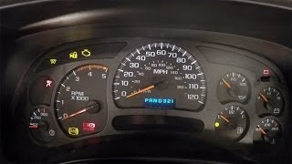 Download How To Fix Electronic Issues In The Instrument Cluster Of An '03-'07 GM Truck Video