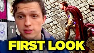 Download Spider-Man Far From Home MYSTERIO REVEALED! (Jake Gyllenhaal First Look!) Video