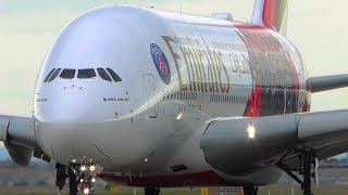 Download EPIC 15 MINUTES of Melbourne Airport Plane Spotting | February 2018 Highlights! Video
