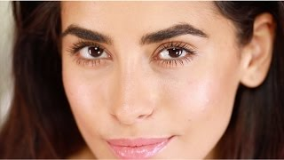 Download 5 Minute Glowing Makeup Tutorial (NO FOUNDATION) Video