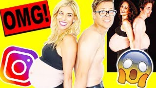 Download RECREATING CRINGY BABY ANNOUNCEMENT PHOTOS!! ( PART 2) Video