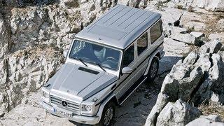 Download Mercedes-Benz G-Klasse - Ein G für alle Fälle Video