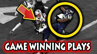 Download Greatest Game Winning Plays in Football History Video